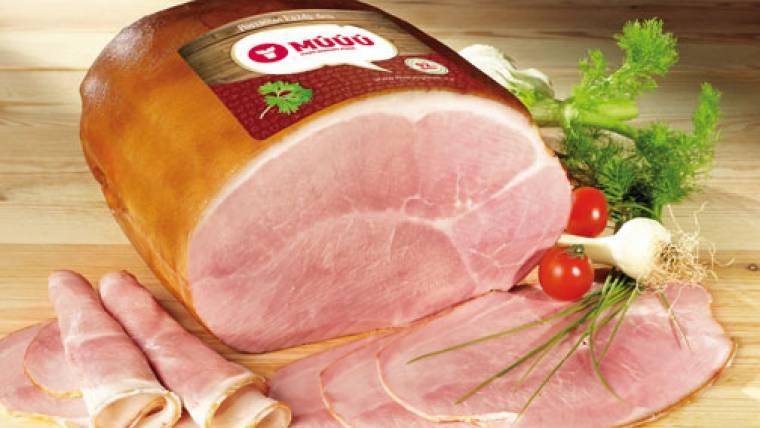 Třeboňská šunka 92 % masa