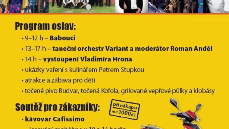 Oslavte 20 let Terna České Budějovice spolu s MÚÚÚčkem