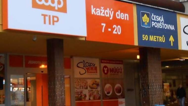 Nové řeznictví MÚÚÚ v prodejnách COOP TIP v Táboře