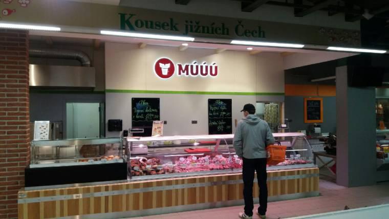 Nově otevřeno! Úsek masa MÚÚÚ v COOP Havlíčkův Brod.