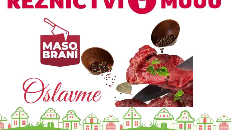 Oslavte s MÚÚÚ svátek masa a uzenin – MASOBRANÍ!